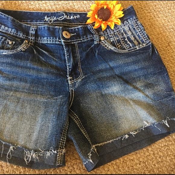 5c1c2e19e5308 Ariya jean shorts